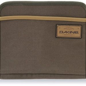 Dakine iPad Portfolio sleeve, Olive  NEW